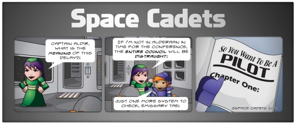 Space Cadets: Episode 2