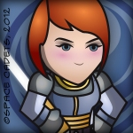 (c) Space Cadets Kira Carsen Icon