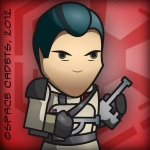 (c) Space Cadets Malavai Quinn Icon